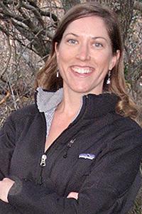 Portrait of Kristine Gilbert