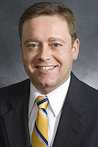 Portrait of Michael Mills