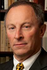 Interim Chancellor Ralph J. Hexter mugshot