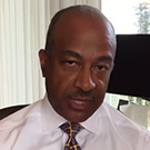 Chancellor Gary S. May answers questions in an Instagram video.